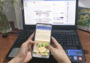 Bán hàng online - sân chơi lớn cho thực phẩm sạch