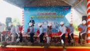 Saigon Co.op động thổ xây dựng siêu thị Co.opmart Phan Rí Cửa