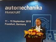 Automechanika Frankfurt - Cơ hội cho doanh nghiệp dịch vụ lốp xe Việt