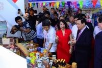 central group viet nam thu mua san pham ocop ngay tai hoi cho quoc te ocop nam 2019
