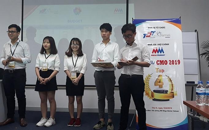 sinh vien tp ho chi minh co co hoi tim viec qua cuoc thi chief marketing officer 2019