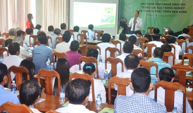 Bạc Liêu: Chính quyền và doanh nghiệp chung tay làm nông nghiệp sạch