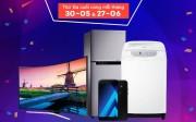 Lazada giảm giá trên 50% cho nhiều sản phẩm Samsung chính hãng