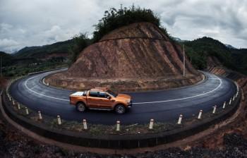 Ford ra mắt Ranger phiên bản Wildtrak 2.2L AT 4x4 mới
