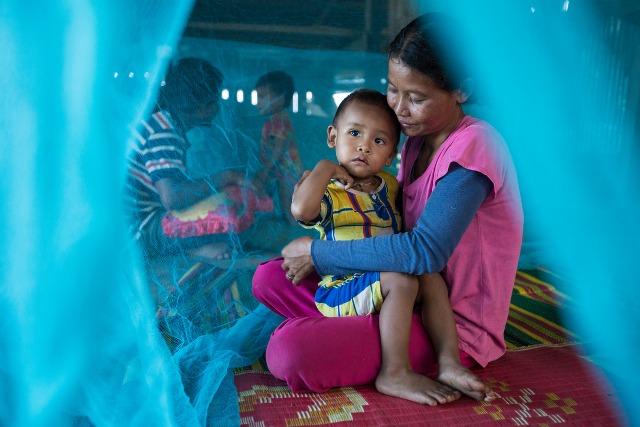 Các tập đoàn châu Á - Thái Bình Dương chung tay đẩy lùì dịch sốt rét