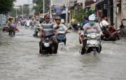 TP. Hồ Chí Minh chủ động tìm giải pháp chống ngập trong mùa mưa