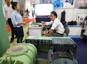 Hàng trăm sản phẩm, công nghệ môi trường được giới thiệu tại Entech Vietnam 2018