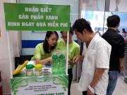 Khởi động dự án Nhận diện sản phẩm xanh - an toàn