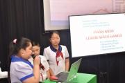 Hơn 1.200 học sinh tiểu học tại phía Nam sẽ được đào tạo lập trình miễn phí