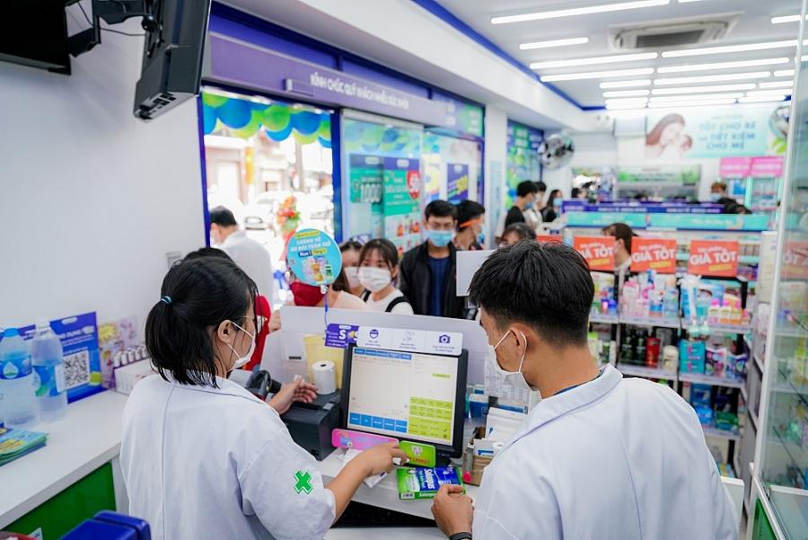 Chuỗi nhà thuốc Pharmacity tham vọng mở 5.000 cửa hàng vào cuối năm 2025