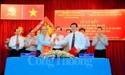 Ký hợp tác giữa Đảng ủy Tập đoàn Xăng dầu và Đảng ủy Khối doanh nghiệp
