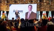 """""""The billionaire tour 2017"""" - Cơ hội học hỏi kiến thức kinh doanh cho doanh nghiệp"""