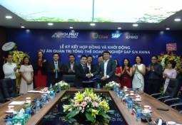 Khu liên hợp gang thép Hòa Phát Dung Quất triển khai giải pháp SAP S/4HANA