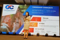 """Ra mắt cộng đồng lao động trẻ """"Ownership Community"""" tại TP. Hồ Chí Minh"""