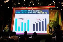 Mua điện thoại qua kênh online tăng mạnh
