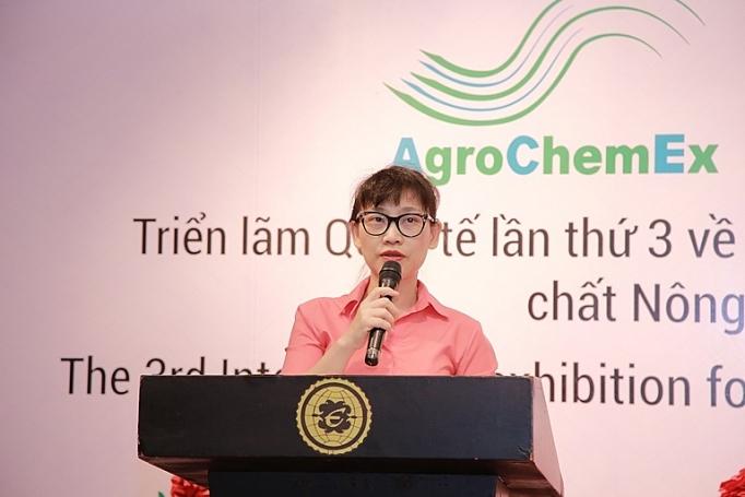 agrochemex vietnam 2019 san choi cho doanh nghiep nganh phan bon thuoc bao ve thuc vat