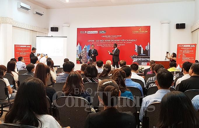 Cơ hội tăng xuất khẩu, mở rộng đầu tư cho doanh nghiệp Việt tại Canada