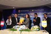 VinaWealth và SCB ký kết hợp đồng hợp tác phát triển sản phẩm quỹ mở