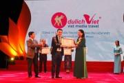 Du lịch Việt 5 năm liền đón nhận Giải thưởng Du lịch Việt Nam