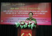Trên 270 đơn vị tham gia Fire Safety & Rescue Vietnam - Secutech Vietnam 2017
