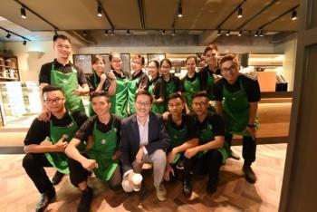 Starbucks mở rộng trải nghiệm cà phê Starbucks tại Hải Phòng
