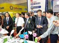 khai mac trien lam quoc te vietnam ete va enertec expo 2018