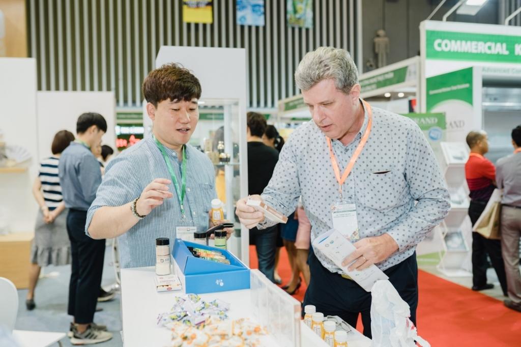 vietfood beverage propack 2019 san choi cho doanh nghiep che bien thuc pham do uong viet
