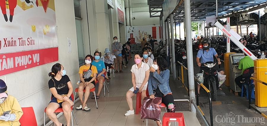Tin đồn đóng cửa toàn TP. Hồ Chí Minh là thiếu căn cứ!