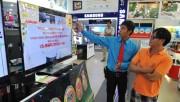 Thiên Hòa giảm giá cho khách mua tivi đón Seagame 29