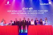 Saigon Co.op ký kết hợp tác toàn diện với Vietinbank