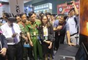 Khai mạc triển lãm Fire Safety & Rescue Vietnam - Secutech Vietnam 2017