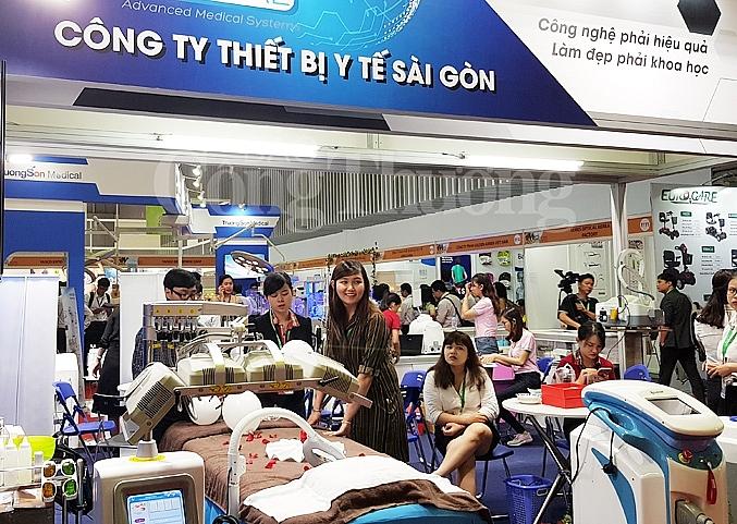 khai mac vietnam medi pharm expo 2018 tai tp ho chi minh