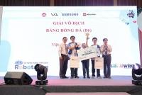 chung ket cuoc thi tai nang robot robotacon wro 2018