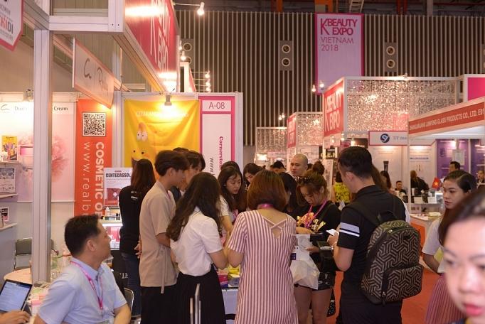 saigon beauty show 2019 du kien don hon 5000 luot khach tham quan