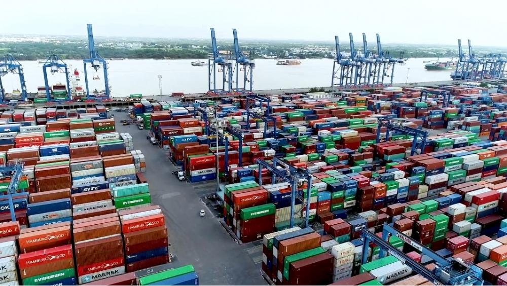 Ùn tắc hàng hóa ở cảng Cát Lái: Bộ Công Thương gửi công văn khẩn tới Thủ tướng Chính phủ