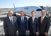 Thai Airways trở thành hãng hàng không thứ 8 khai thác máy bay A350 XWB