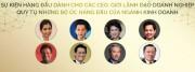 Nhiều chuyên gia hàng đầu sẽ tham dự Diễn đàn Kinh doanh 2017