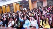 """Gần 500 sinh viên tham gia hội thảo """"Uống có trách nhiệm"""""""