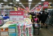 TP. Hồ Chí Minh: Kênh bán lẻ hiện đại nỗ lực giữ giá, kích cầu