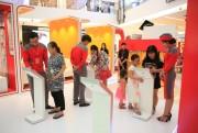 Prudential giới thiệu mô hình pop-up store bảo hiểm đầu tiên tại Việt Nam