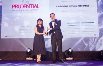 prudential duoc binh chon la mot trong nhung noi lam viec tot nhat chau a nam 2018