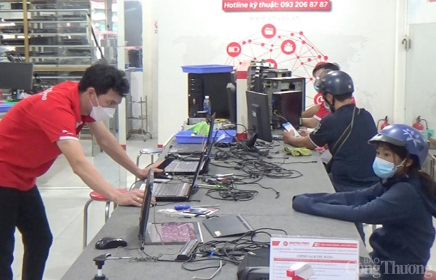 Nhiều loại hình kinh doanh tại TP. Hồ Chí Minh mở cửa trở lại