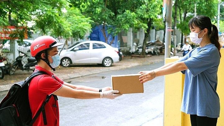J&T Express Việt Nam hợp tác với các sàn thương mại điện tử quốc tế