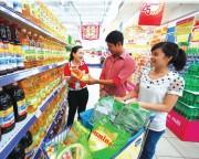 Nhãn hàng riêng của Co.opmart giảm giá mạnh từ ngày 5/10