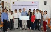 Quỹ UPS tài trợ 87.000 USD cho nhóm đối tượng có hoàn cảnh khó khăn tại Việt Nam
