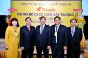 Ông Trần Lệ Nguyên được bầu là Chủ tịch Hội đồng quản trị Tường An