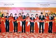 Hanwha Life khai trương 2 văn phòng tổng đại lý mới tại Huế