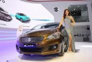 Suzuki Ciaz lần đầu ra mắt thị trường Việt Nam