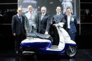 Thương hiệu Peugeot Scooters chính thức trở lại Việt Nam sau 60 năm