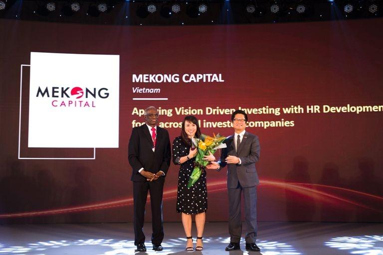 mekong capital sonkim land duoc vinh danh tai the asia hrd awards 2018